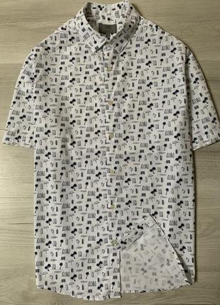 Новенька чоловіча сорочка від m&s regular