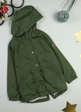 Куртка на 5-6 лет/110-116 см