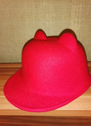 Шляпка, кепка на девочку