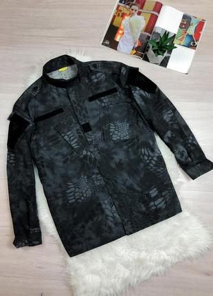 Тактическая качественная рубашка куртка