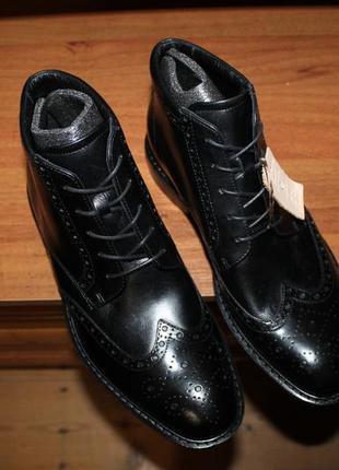 42, 43, 45 ecco vitrus демисезонные ботинки