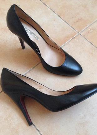 Кожаные туфли buffalo