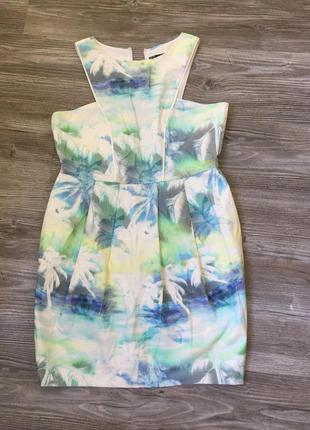 Шикарный сарафан платье, новое