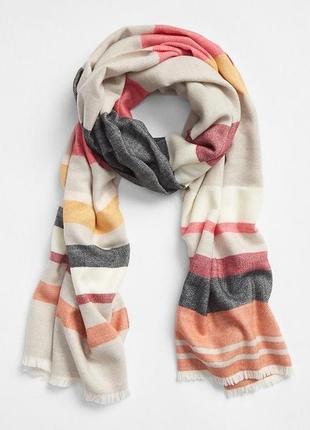 Новый шарф gap 💖💛