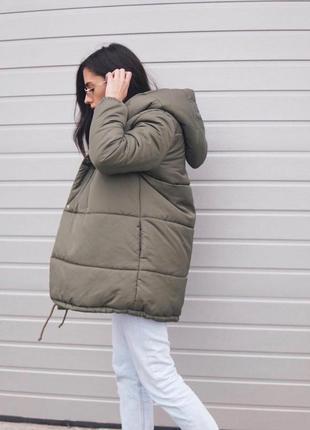 Крутая курточка зефирка
