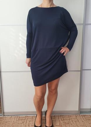 Платье оверсайз zara