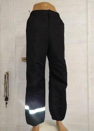 Штаны лыжные или для сноуборда,спортивные,теплые xs-m
