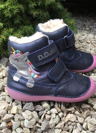 Зимові чобітки d. d. step