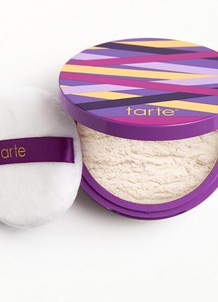 Пудра рассыпчатая shape tape tarte полупрозрачная