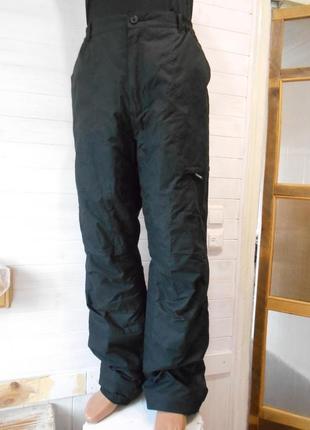 Классные лыжные или для борда штаны camargue xxl-4xl