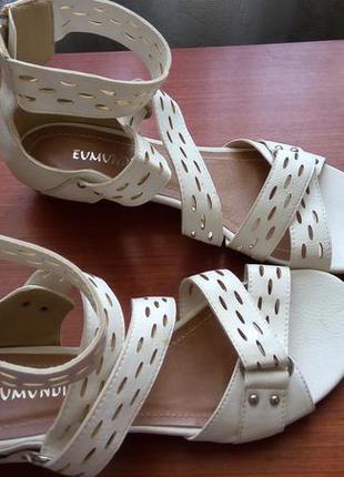 Супер гладиаторы- сандалии.