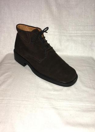 Ботинки *ecco* кожа португалия р.43 (28.50 см)