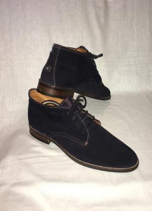 Ботинки *tommy hilfiger* кожа германия р.43 (28.50 см)