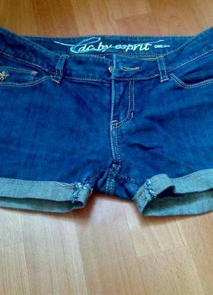 Джинсовые шорты летние короткие