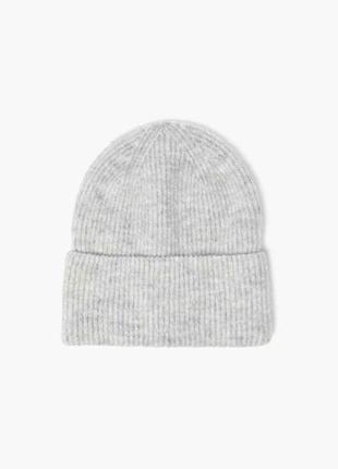 Новая серая шапка m&s 💙