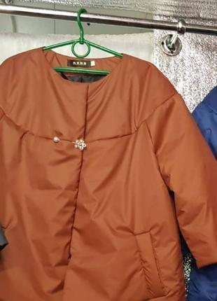 Курточка демі сезон