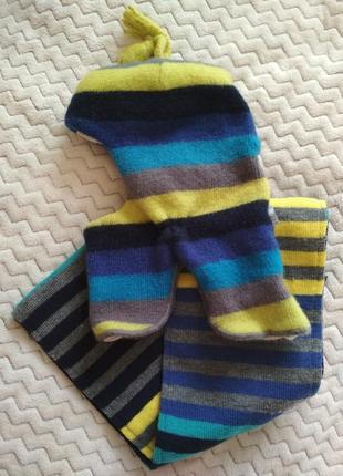 Шапка lenne шарф george