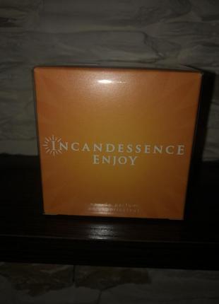 Новинка!! парфюмерная вода avon incandescence enjoy 50ml.