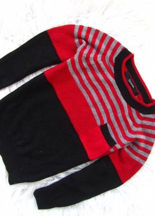 Кофта свитер свитшот george санта новый год  новогодний свитер
