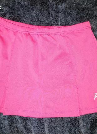 Теннисная юбка с шортами dutchy