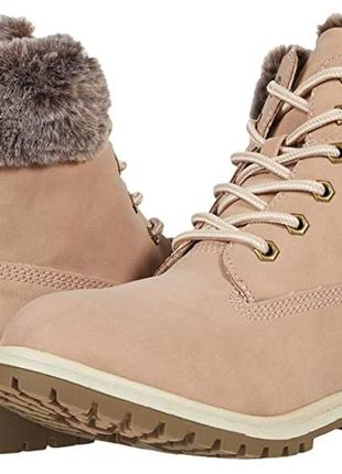 Женские ботинки осень/зима. unionbay mason