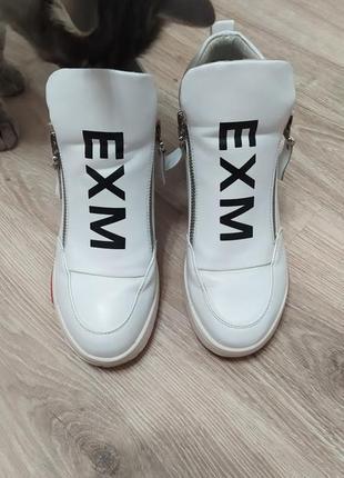 Кожаная обувь!!!