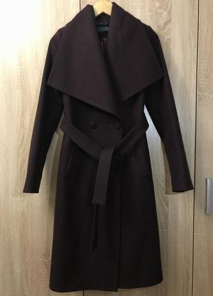 Осеннее пальто бардо