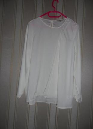 Блуза длинный рукав размер 44 // xxl
