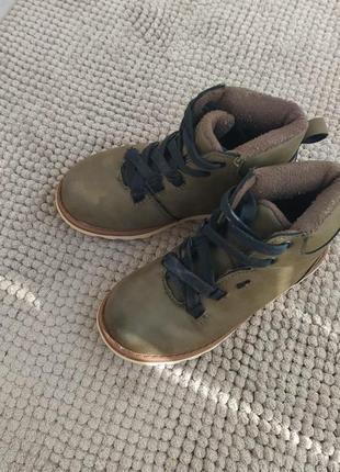 Черевики осіннє взуття
