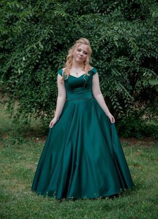 Выпускное/вечернее платье wonders