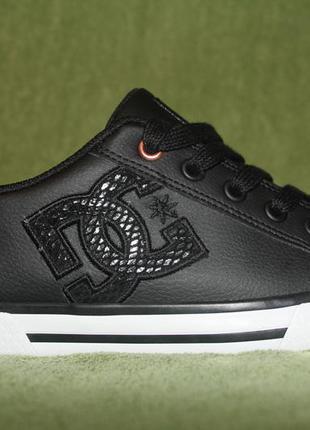 Кеды dc shoes chelsea se action skate sneaker 8 us