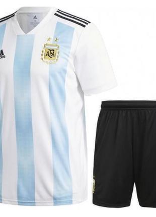Футбольная форма сборной аргентины (основная), месси2 фото