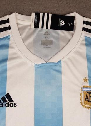 Футбольная форма сборной аргентины (основная), месси3 фото