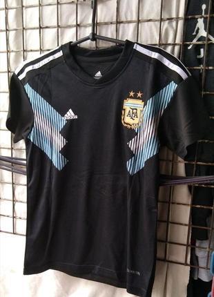 Футбольная форма сборной аргентины (выездная) месси3 фото