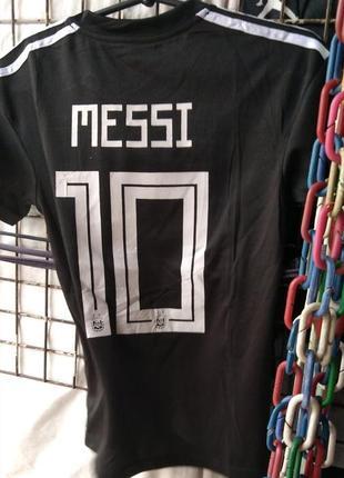 Футбольная форма сборной аргентины (выездная) месси4 фото