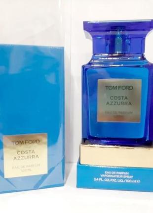 Tom ford costa azzurra_original_eau de parfum 7 мл затест_парфюм.вода