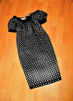 Платье балахон из натурального хлопка .maggy london rn58142