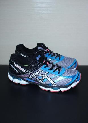 Оригинал asics gel cumulus 16 t489n женские кроссовки для бега