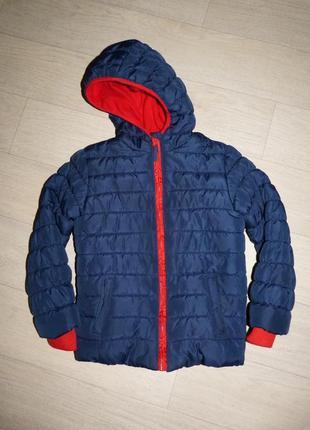 Демисезонная куртка mothercare 7-8 лет