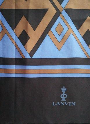 Шарф/кашне lanvin