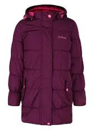 Зимнее качественное пальто на девочку premont канада