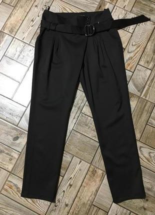 Шикарные новые брюки а-ля на запах,с поясом vangeliza