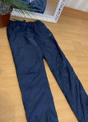 Adidas штаны на флисе оригинал