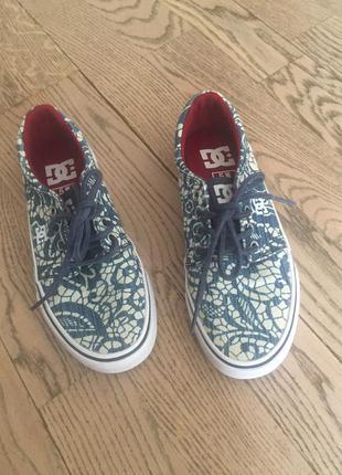 Крутые кеды dc shoes