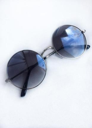 Крутые круглые женские очки