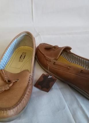 Кожаная немецкая обувь (из германии)