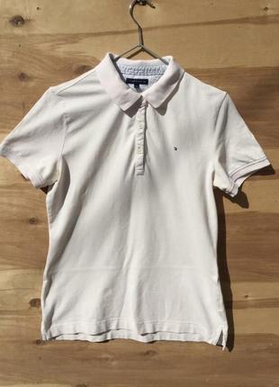Поло  футболка с воротником