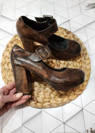 Итальянские туфли 11450
