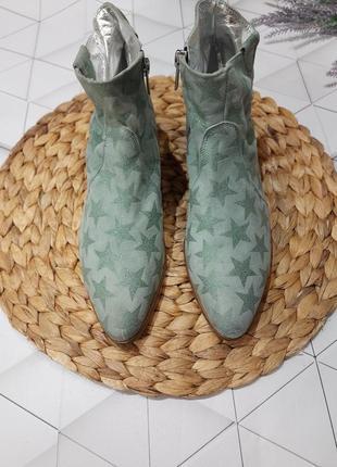 Итальянские ботинки  11453
