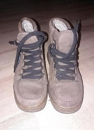 Ботинки#сникерсы meindl